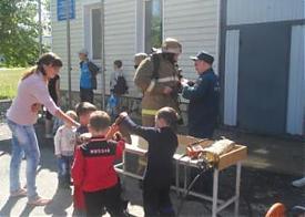 беженцы, Украина, спасатели, МЧС, экскурсия|Фото: ГУ МЧС России по Свердловской области