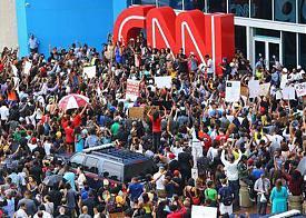 протест, митинг, атланта, CNN, Фергюсон|Фото: i.tmgrup.com.tr