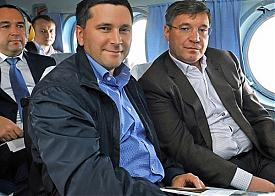 Дмитрий Кобылкин, Владимир Якушев|Фото: правительство ЯНАО