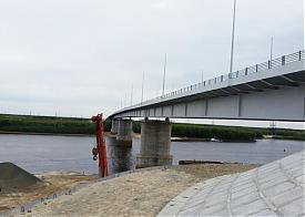 мост, Нижневартовск, река Вах|Фото: twimg.com