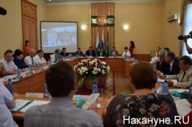 представители Союза российских городов в Кургане|Фото: Накануне.RU