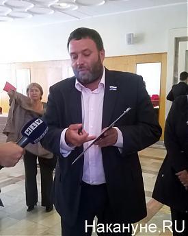 Носков Денис Анатольевич, депутат ЗакСО ЛДПР|Фото: Накануне.RU