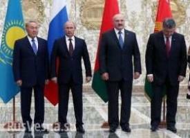 минск, встреча, путин, порошенко, назарбаев, лукашенко|Фото:русская весна