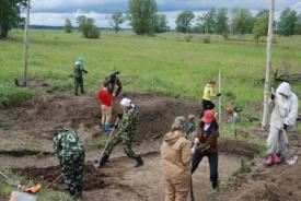место боя между  дружиной Ермака и воинами Кучума археологи|Фото: ТюмГУ