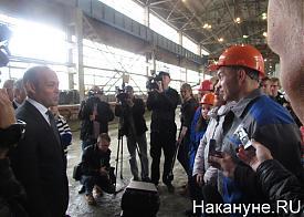 БЗСК, беженцы, рабочие, Сергей Пересторонин |Фото: Накануне.RU