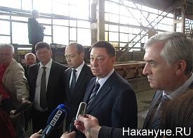 БЗСК, Сергей Пересторонин, Александр Фрибус, Яков Силин|Фото: Накануне.RU