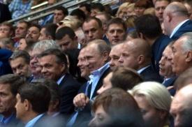 путин на дзюдо челябинск|Фото:пресс-центр чм по дзюдо