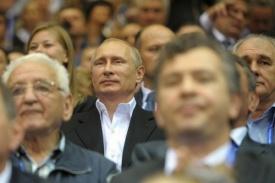 Владимир Путин, чемпионат мира по дзюдо|Фото: