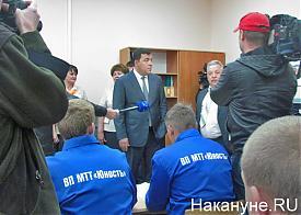 Механико-технологический техникум «Юность», Куйвашев|Фото: Накануне.RU