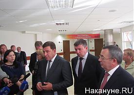 Куйвашев, Козицын, Кокшаров, Моисеев|Фото: Накануне.RU