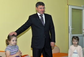 Якушев, детский сад, открытие|Фото: phototyumen.ru