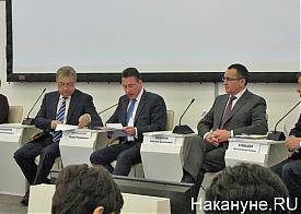 Агропромышленный форум, Пономарев, Холманских, Федоров|Фото: Накануне.RU
