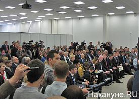 Агропромышленный форум, журналисты|Фото: Накануне.RU