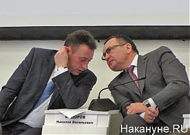 Агропромышленный форум, Холманских, Федоров|Фото: Накануне.RU