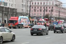 Челябинск день города кавалькада|Фото:администрация челябинска