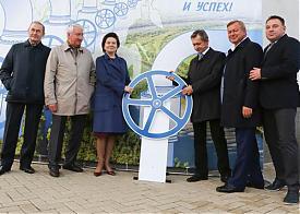 Наталья Комарова, Сургут, Сургутнефтегаз, День нефтяника |Фото: правительство ХМАО
