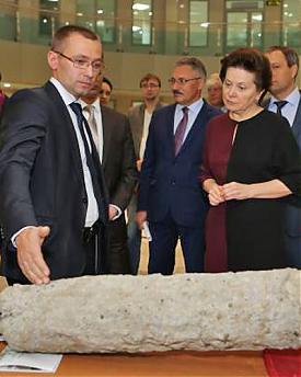 Наталья Комарова, СурГУ, инновации|Фото: правительство ХМАО