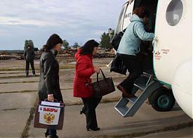 Досрочное голосование на выборах губернатора Тюменской области, Нижневартовский район|Фото: ikhmao.ru