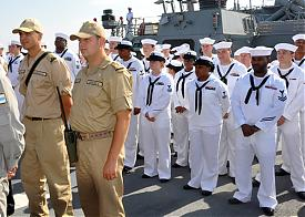 учения Sea Breeze , си бриз, украина-НАТО, моряки, флот, корабли, черное море|Фото: mil.gov.ua