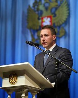 Игорь Холманских|Фото: правительство ХМАО