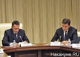 совещание по выборам, Холманских, Куйвашев|Фото: Накануне.RU