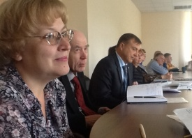 Правление свердловского союза журналистов , Полевской, первичка|Фото: