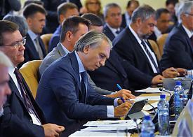 совещание ТРИЗ, Александр Дюков, Генеральный директор Газпром нефти|Фото: phototyumen.ru
