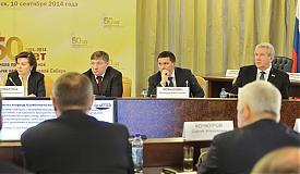 совещание ТРИЗ, Комарова, Якушев, Кобылкин|Фото: правительство ЯНАО