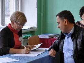 Кожевников голосование Курган Фото: администрация Кургана