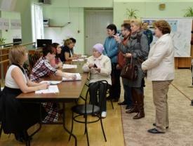 выборы, голосование, янао Фото:избирком ЯНАО