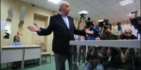Полтавченко, голосование, Санкт-Петербург, бюллетень Фото:БалтИнфо