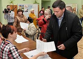 Дмитрий Кобылкин, выборы|Фото: правительство ЯНАО