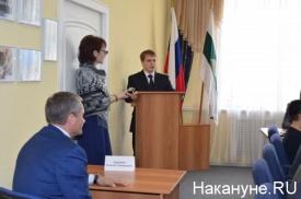 Юрий Александров ЛДПР Курган|Фото: Накануне.RU