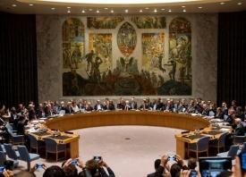 Зал, Совет безопасности ООН|Фото: