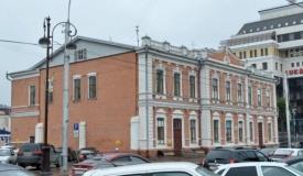 Дом Колмакова медакадемия Тюмень Фото: wikimapia.org