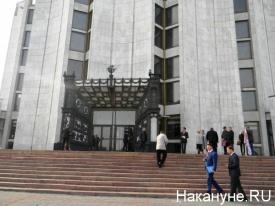 Борис Дубровский вступление в должность инаугурация театр драмы вход Фото: Накануне.RU