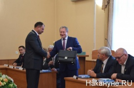 Алексей Кокорин Сергей Руденко инаугурация|Фото: Накануне.RU