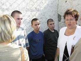 мерзлякова татьяна георгиевна уполномоченный по правам человека в свердловской области|Фото: taganka-e.ru