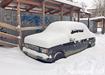 снег гололед уборка снега машина машины (2016) | Фото: Накануне.RU