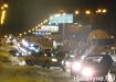 Малышевский мост, ЖБИ, пробка (2017) | Фото: Накануне.RU
