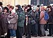 электорат народ люди очередь|Фото: АР