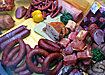 рынок магазин торговля витрина мясо колбаса Фото: Накануне.ru