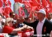 митинг против пенсионной реформы в Москве, 2 сентября, КПРФ, Геннадий Зюганов (2018) | Фото: nakanune.ru