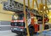 пожарная машина, депо, пожарные, пожар (2019) | Фото:пресс-служба правительства Воронежской области