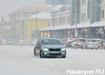 снег, снегопад, дорога, машина (2019)   Фото: Накануне.RU