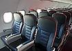 салон самолета эконом-класс кресло Airbus A320neo Уральские авиалинии (2019) | Фото:Накануне.RU