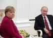 Владимир Путин, Ангела Меркель (2020) | Фото: kremlin.ru