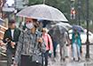Люди под дождем (2020) | Фото: Накануне.RU