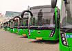 Новые автобусы в Екатеринбурге (2020)   Фото: Накануне.RU