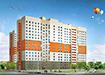 Новое общежитие УрФУ (2020)   Фото: Пресс-служба УрФУ